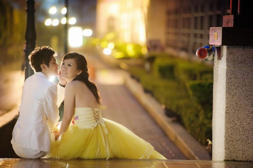 【自助婚紗】 拍婚紗推薦
