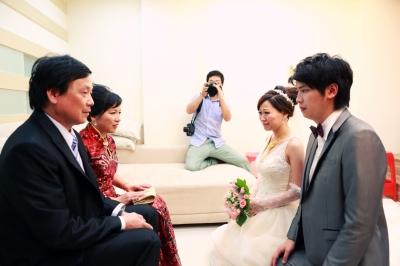 婚禮攝影-結婚儀式-婚攝莫門