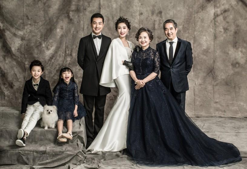 全家婚紗攝影