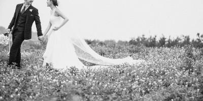 攝影風格分享:草園婚紗照